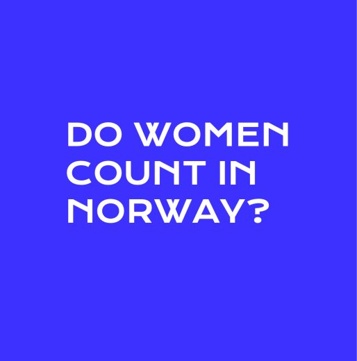 Do women count in Norway