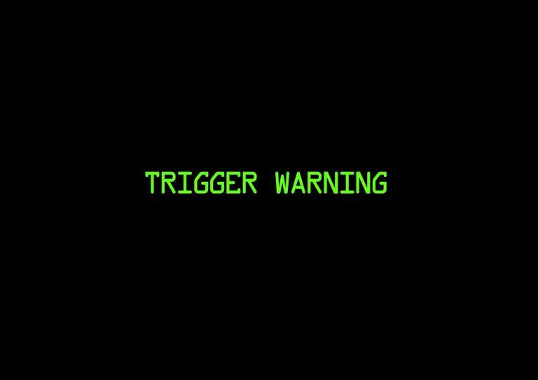 trigger warning Grønn 2